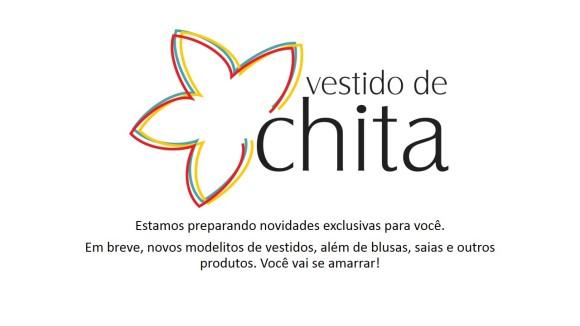 Vem aí uma nova Vestido de Chita. Aguarde!